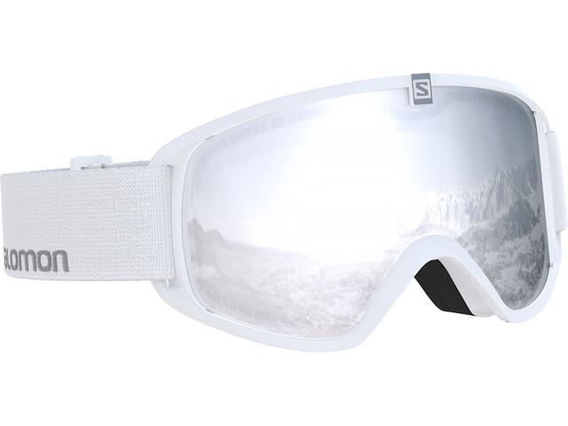 Salomon Trigger Goggles Juniors White